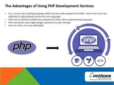 PHP Web Development India , Professional PHP Development services