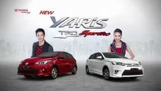 All New Yaris TRD Sportivo TVC