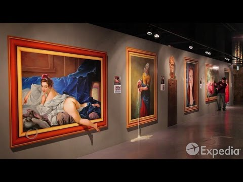 Trick Art Museum, Jeju Island Vacation Travel Guide | Expedia