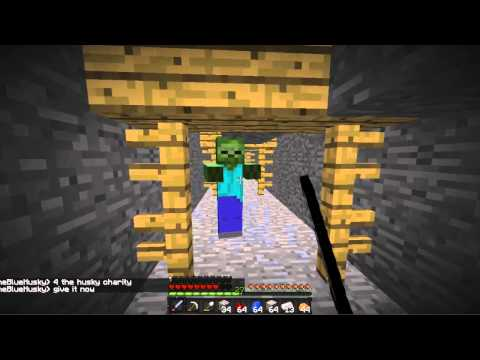 The Nation SMP-Episode 2: Lot of Mining, lot of caving...