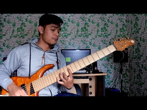Terpesona by Isyana feat Gamaliel (Bass Cover)