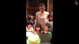 Mia Sara Nasuha Nyanyian Untuk Mama Lisa Surihani