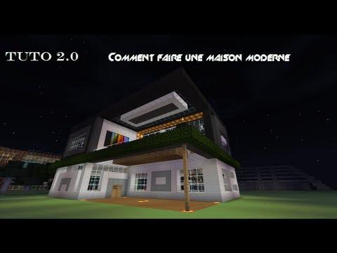 saison 2 tuto une maison moderne 1 - Maison De Luxe Ultra Moderne