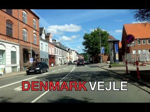 Denmark. VEJLE. // Danmark / Dänemark / Дания / 丹麦 / 덴마크