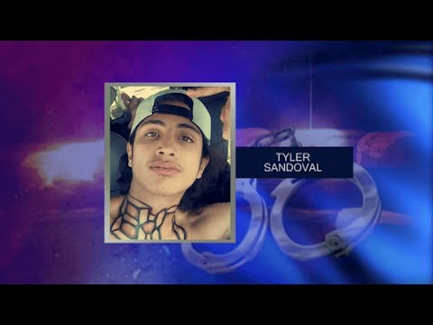 Tyler Sandoval pleads guilty in Narregan Street shooting