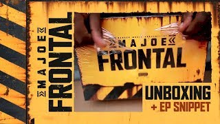 Majoe // FRONTAL UNBOXING + EP SNIPPET // [ offizielles Unboxing ]