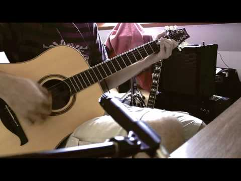 whole wide world - wreckless Eric (guitar Cover) - YouTube