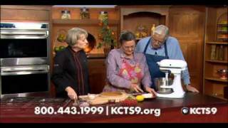 Raspberry Sour Cream Tart   Kcts 9 Cooks