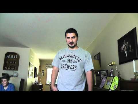 "WGW ""World's Greatest Wrestling"" Brawl in Brookfield Part 1 - Marko Supreme Pre-fight Interview"