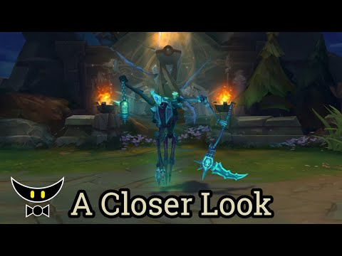 Spectral Fiddlesticks (2020) Regular Skin