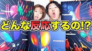 高評価、チャンネル登録よろしくお願いします!! 【2nd】しゅーた&ハニー...