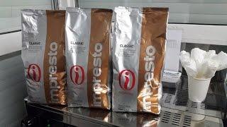 Ароматный кофе в зернах