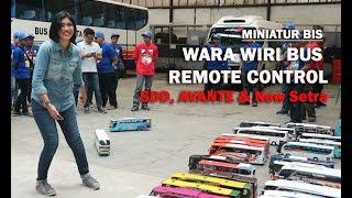 Video Wara-Wiri Miniatur Bus Remote Control download MP3, 3GP, MP4, WEBM, AVI, FLV Oktober 2018