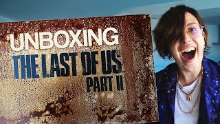 UNBOXING de una CAJA GIGANTE SECRETA - The Last of Us Parte II (Exclusiva)