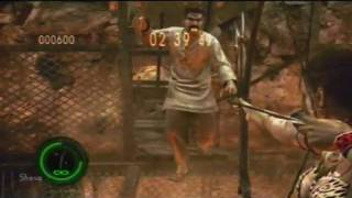 Resident Evil 5 - Crotch Shots FTW thumbnail