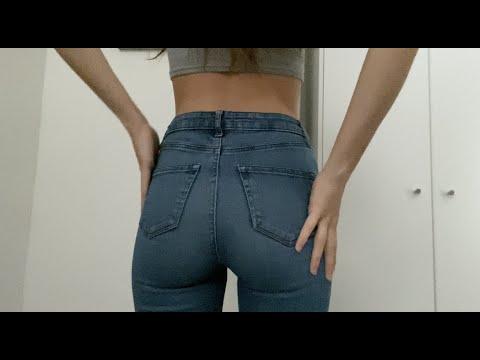 asmr-jean/denim-scratching-😜-(strong-scratching,-fabric-sounds)