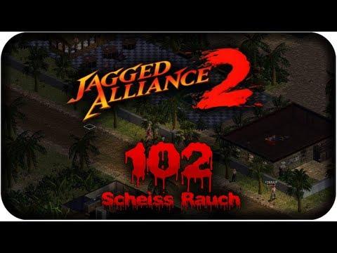 Let's Play Jagged Alliance 2 - #102 - Scheiß Rauch