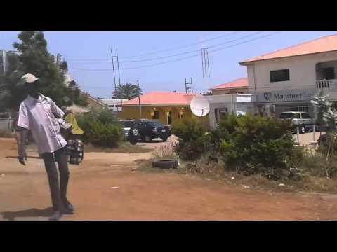 NIGERIA, DRIVING IN DUTSE, JIGAWA