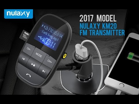victsing t11 fm transmitter manual