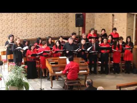 GKIN Amstelveen koor - 'Come, Holy Spirit'