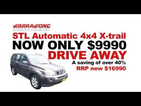 Warrawong Nissan & Suzuki Wholesale Sale ad 2 - YouTube