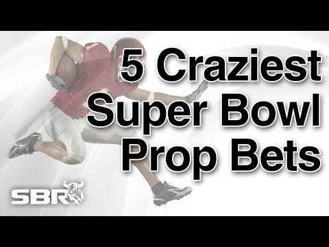 Super Bowl Prop Bets: The Five Craziest XLIX Props