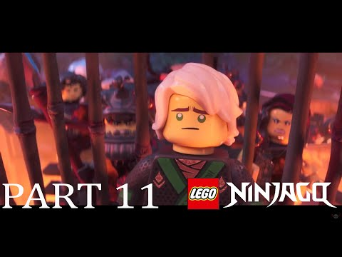 The LEGO NINJAGO Movie Video Game on PlayStation 4 Pro Part 11  