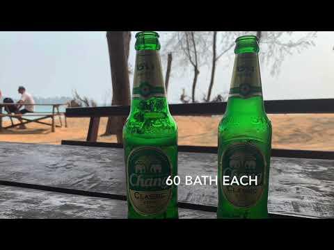 Vlogg: Koh Mak - Koh Kham 2020