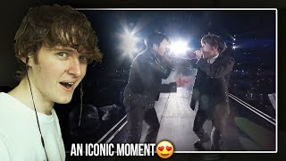 An iconic moment! (bts (방탄소년단) 'outro: wings' | song & live performance reaction/review) mp3
