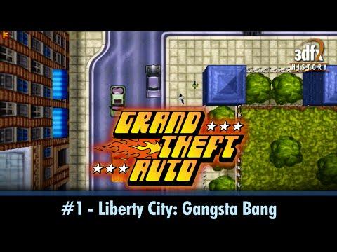 3dfx Voodoo 1 - Grand Theft Auto - Liberty City - #1 - Gangsta Bang [Gameplay/60fps]