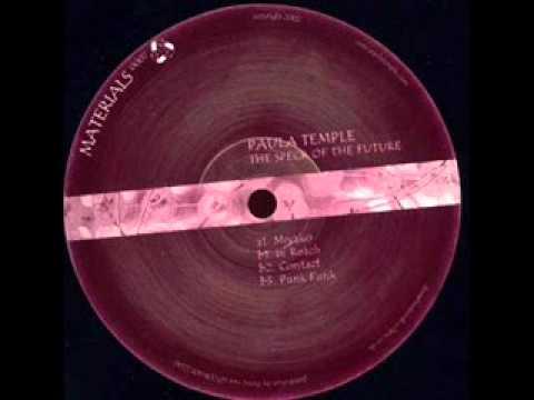 Paula Temple - Contact