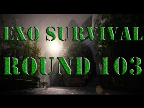 Call of Duty Advance Warfare Exo Survival Retreat Round 103