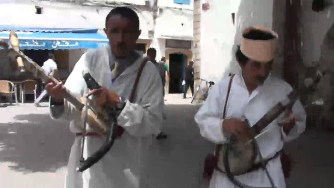 Tamazight Berber Music With Ethiopian Heritage