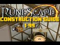runescape training guide 1 99 construction guide runescape 2016   fast methods   iam naveed
