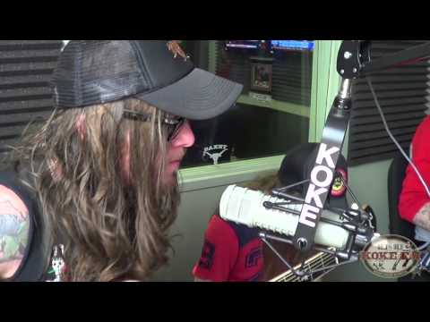 "The Cadillac Black ""Get Your Buzz On"" at KOKE-FM Austin, TX"