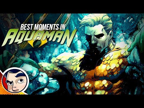 10 Times Aquaman Proved You Wrong