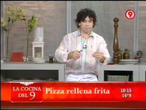 Piza rellena frita 3 de 4 ariel rodriguez palacios for Cocina 9 ariel rodriguez palacios facebook