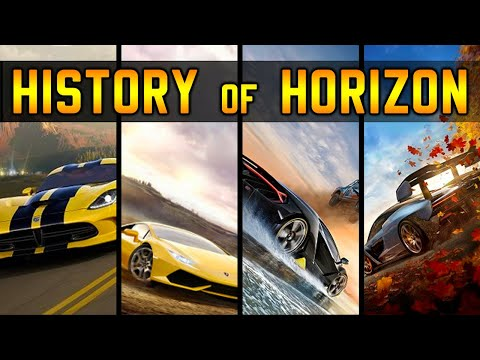 Looking Back on Forza&39;s Horizon Festival Through the Years