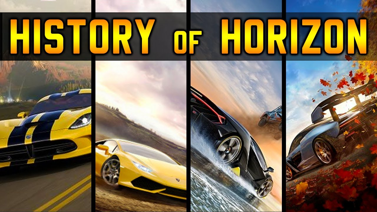 Looking Back on Forza's Horizon Festival Through the Years thumbnail