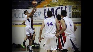 JUEGO COMPLETO - Dorados UACh vs ITESM Laguna - Liga ABE 2015-16