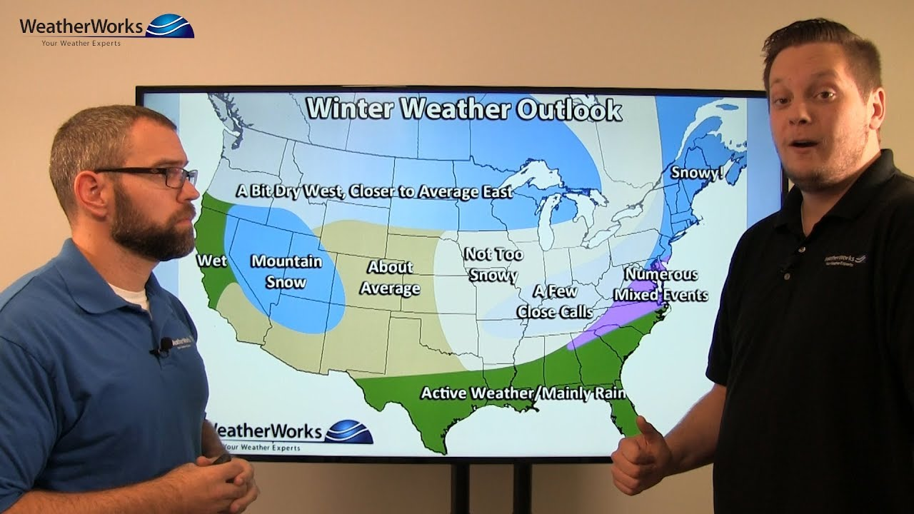 Should N J  brace for a snowy winter? Here's what 5 forecasters