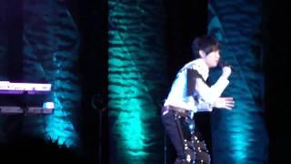 [HD] JJ Lin (林俊杰) - Zhi Dui Ni Shuo (只對你說) - Christmas Concert