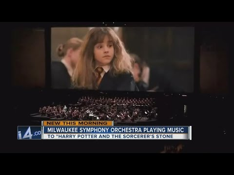 Milwaukee Symphony Orchestra to play along with Harry Potter film