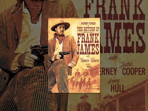 The Return of Frank James is listed (or ranked) 27 on the list The Best Henry Fonda Movies