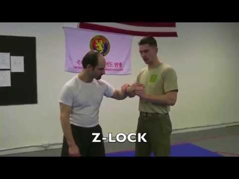 COMBAT HAPKIDO: Joint-Locks