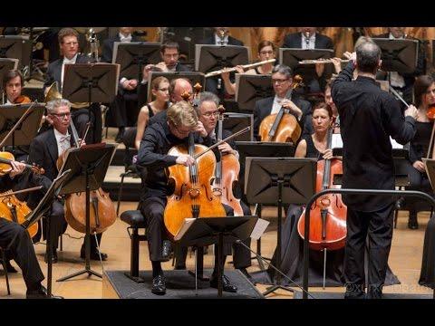 Dutilleux: Tout un monde lontain, concierto para violonchelo - Steckel - Slobodeniouk - OSG