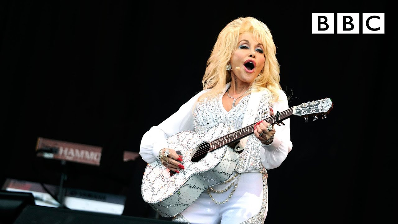 Dolly Parton: Jolene At Glastonbury 2014