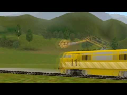 Thomas & Friends The Magic Railroad Different Version of Diesel 10 Chasing Thomas and Lady