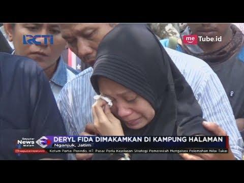 Baru Menikah 2 Minggu, Deryl Fida Korban Lion Air Dimakamkan Hari Ini- SIM 13/11