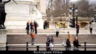 Amazing Marriage Proposal (with presents) around London!!